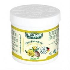 Crema de picioare pentru mentinerea umiditatii pielii, cu uree si plante BIO Krauter – 250 ml