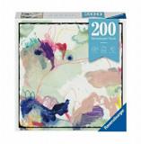 Puzzle Ravensburger - O pata de culoare, 200 piese