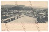 1797 - MEDIAS, Sibiu, Market, Litho, Romania - old postcard - used - 1899, Circulata, Printata