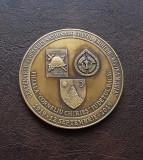 Medalie AS. Cultul Eroilor - Ghe. Donici - tema WW1