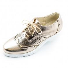 Pantofi de dama casual cu talpa joasa marimea 41