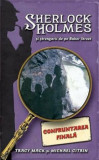 Confruntarea finala. Sherlock Holmes si strengarii de pe Baker Street. Vol. 4/Tracy Mack, Michael Citrin