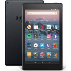 Tableta Amazon Fire HD 8 2018 Ecran 8 inch 16GB Wi-Fi Black