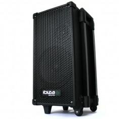 Ibiza Sistem audio portabil 160W cu CD player, USB