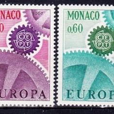 Monaco 1967 Europa CEPT MNH AC.320