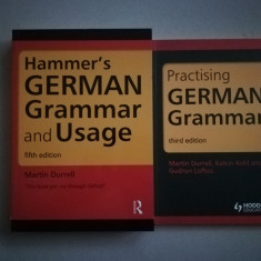 Hammer's German Grammar and Usage 5th Edition (in limba engleza)