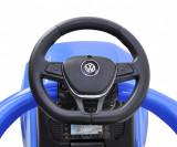 Masinuta copii 3 in 1 Volkswagen T-ROC Blue, Milly Mally