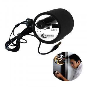 Aparat Spion de ascultat prin pereti iUni SpyMic N21