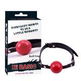 Calus Red Ball Gag