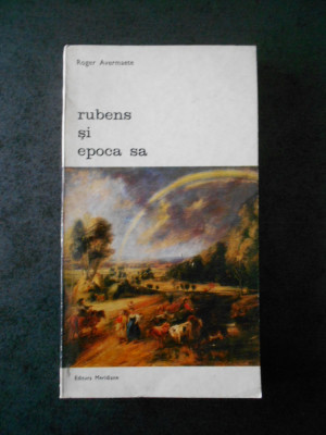 ROGER AVERMAETE - RUBENS SI EPOCA SA foto