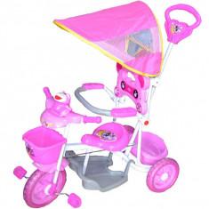 Tricicleta cu parasolar/maner/cos, Animale