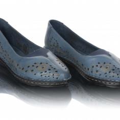 Pantofi dama Caspian Cas-2003-BL