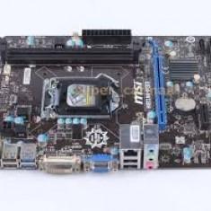 Kit placa de baza MSI H81M - P33 cu procesor I5 4590, garantie, Pentru INTEL, LGA 1150, DDR 3