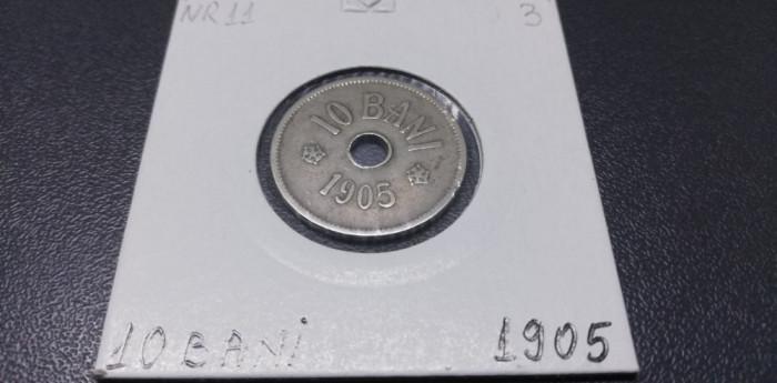 Romania 10 Bani 1905