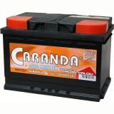 Baterie Caranda Top 75Ah 720A Borna inversa (stanga +)