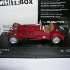 Macheta Mercedes SSK Whitebox 1:43