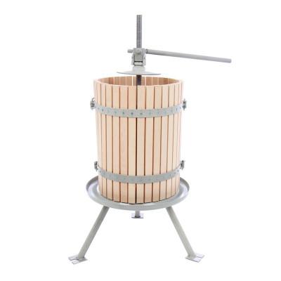 Presa manuala pentru struguri, 32 litri foto