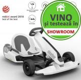 Cart Segway Gokart Kit plus miniPRO, Viteza maxima 24 Km/h (Alb)