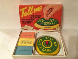 Joc vintage Tell me, The grand Quiz game, UK, England