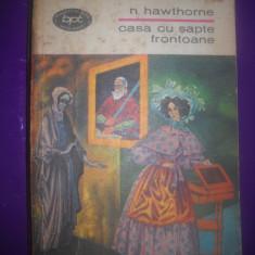 HOPCT  CASA CU SAPTE FRONTOANE /N HAWTHORNE - 1969/ 303  PAGINI