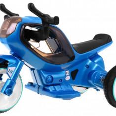 Motocicleta electrica Sport Hornet, albastru