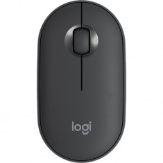Mouse Wireless M350 Pebble Negru