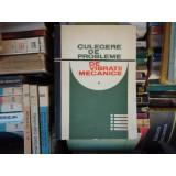 Culegere de probleme de vibratii mecanice (vol I) , Gh. Silas , 1967