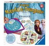 Set pentru creatie Midi Mandala Ravensburger, Frozen II