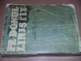 carte veche 1947,PE DONUL LINISTIT Vol.1 Mihai Solohov,tr.CEZAR PETRESCU,T.GRAT