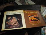 LOT de 2 viniluri cu muzica de Craciun si simfonica Paul Hindemith- Horn sonatas