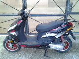 Moto Scooter Ride Omen 49 CC - 2010