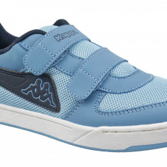 Pantofi sport Kappa Trooper Light Sun K 260536K-6467 pentru Copii, 29 - 35, Albastru