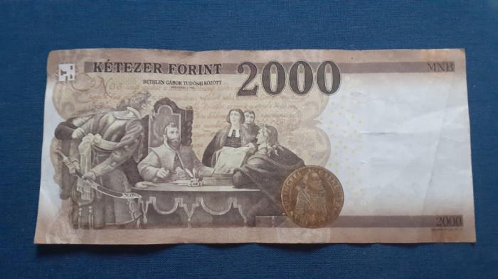 Ungaria , 2000 Forint 2016
