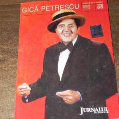 CD Gica Petrescu  muzica de colectie jurnalul national, electrecord