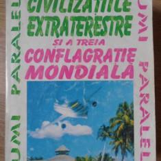 CIVILIZATIILE EXTRATERESTRE SI A TREIA CONFLAGRATIE MONDIALA-CRISTIAN NEGUREANU