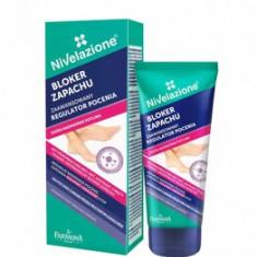 Crema pentru picioare impotriva transpiratiei, Nivelazione, 75 ml