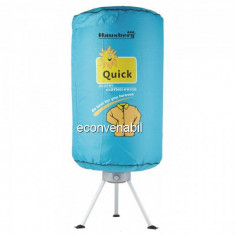 Uscator Electric de Rufe 1-3 ore 700W Hausberg HB800