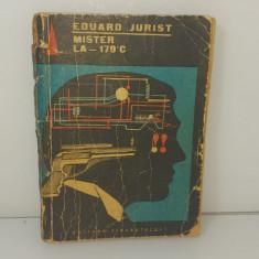 Eduard jurist - Mister la  179*