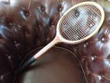 racheta tenis lemn Snauwaert Holiday