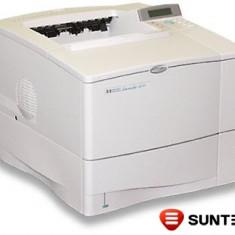 Imprimanta laser HP LaserJet 4100 C8050A, cartus NOU
