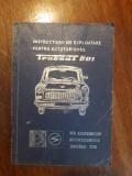 Instructiuni de exploatare pentru Trabant 601  / R3P5F