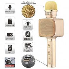 Microfon Karaoke cu Bluetooth/USB/Slot Card Magic Karaoke YS-68