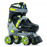 Patine cu rotile SFR Hurricane III Black/Yellow