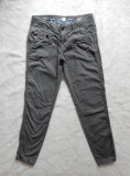 Blugi Tommy Hilfiger Denim New York City '85, model Ocean Grey; 27/32; ca noi