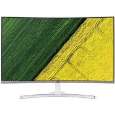 Monitor LED Acer ED322QWMIDX Curbat 31.5 inch 4 ms White