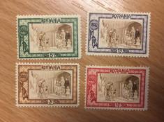 Romania 1907 - Obolul foto