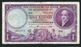 Scotia The Commercial Bank Of Scotland 1 Pound s834572 1949