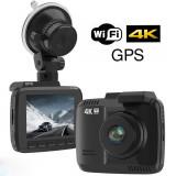 camera auto dvr 4k gps wifi