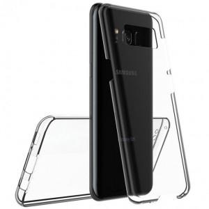 Husa telefon Silicon Samsung Galaxy S8 g950 Clear Ultra Thin Fata+Spate