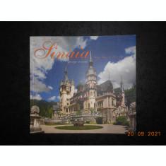 GEORGE AVANU, DAN ANGHELESCU - SINAIA. UNIQUE PLACES OF ROMANIA. ALBUM BILINGV